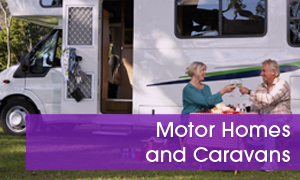 Motor Homes and Caravans