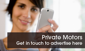 Private Motors - get in touch to advertise here