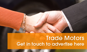 Trade Motors - get in touch to advertise here